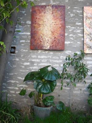 """""""Cometa"""" cuadro para exteriores  1m x 0, 70 m"""