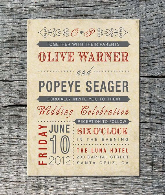 Hey, I found this really awesome Etsy listing at https://www.etsy.com/listing/92547155/vintage-wedding-invitation-old-fashioned