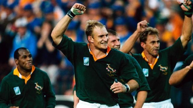 Rugby World Cup Winner 1995