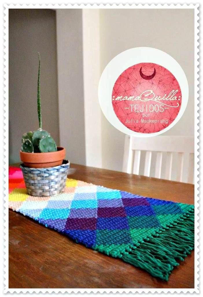 Excepcional Patrones De Crochet Libre Tapiz Colección de Imágenes ...