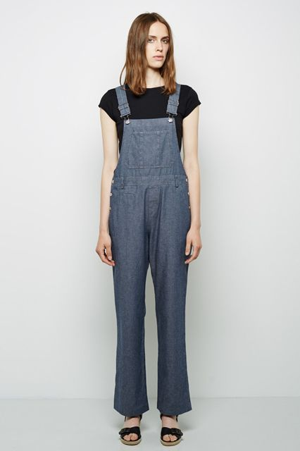 Overalls - Best Tomboy Trends, Throw On And Go Styles