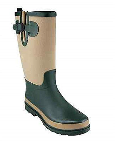 Stylish Womens Rain Boots Water Shoes High Leg With Cute Pattern Tyc065 * Continue to the product at the image link.