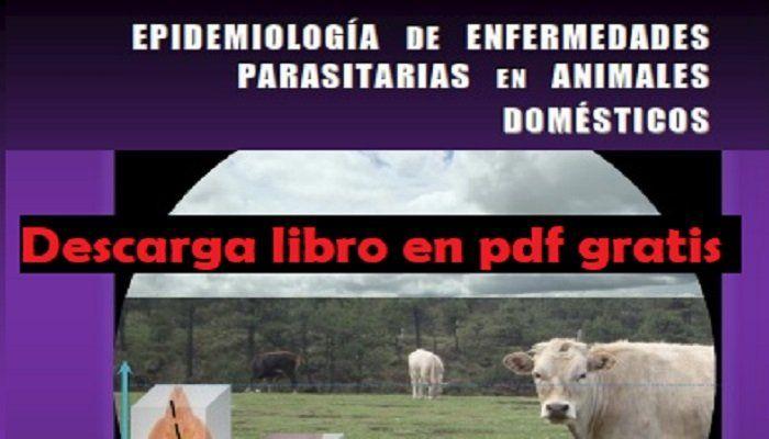 Libro Epidemiología De Enfermedades Parasitarias En Animales Domésticos Pdf Epidemiología Animal Doméstico Enfermedades