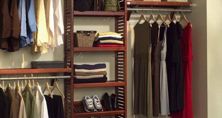 Best 10 Simple Closet Organization Ideas