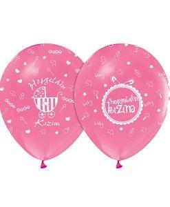 Baby Shower Canım Kızım Temalı Latex Balon