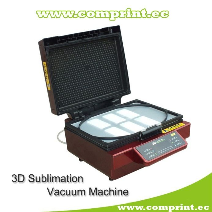 Sublimadora 3D-Pequeña