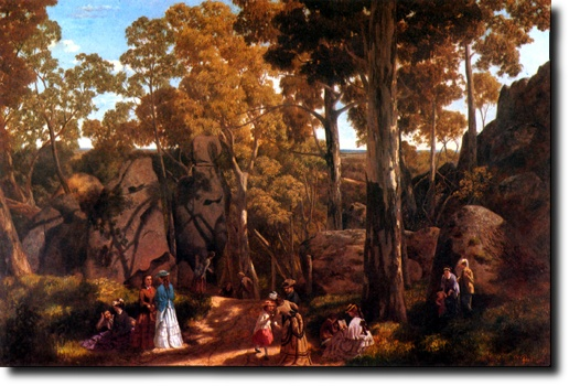 Ford's Picnic at Hanging Rock