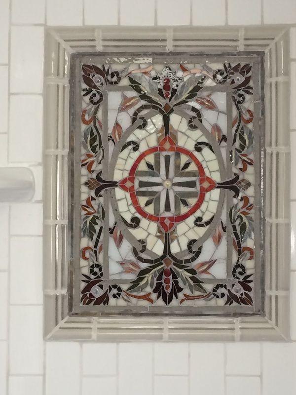 30 best Showcase Mosaics: Kitchen Backsplash Mosaics images on ...