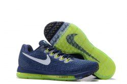 28470accd4114 New Arrivel Nike Air Zoom All Out Low Dark Blue Green Mens Running Shoe  Sneakers 878670 401