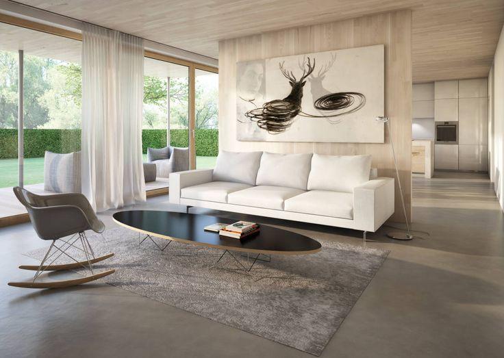 17 beste idee n over scandinavische woonkamers op for 3d woonkamer maken