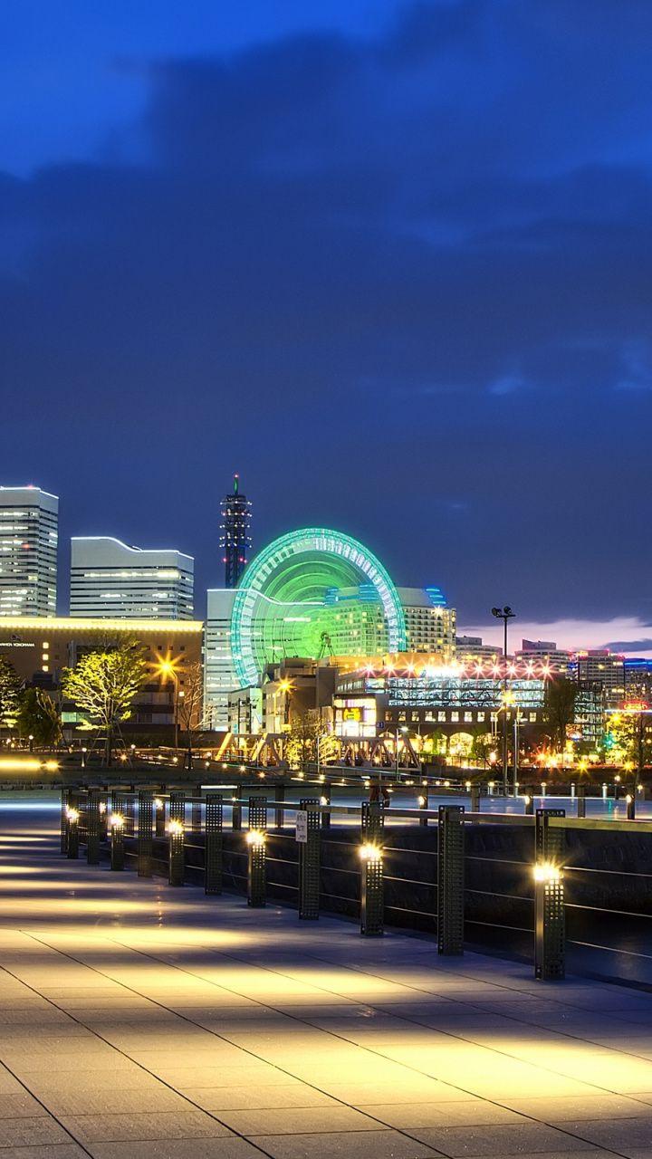 Yokohama Tokyo Japan Yokohama City Japan