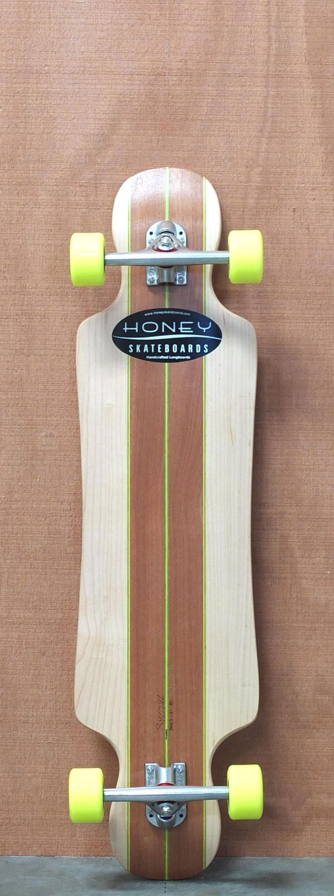 how to build a longboard deck from scratch