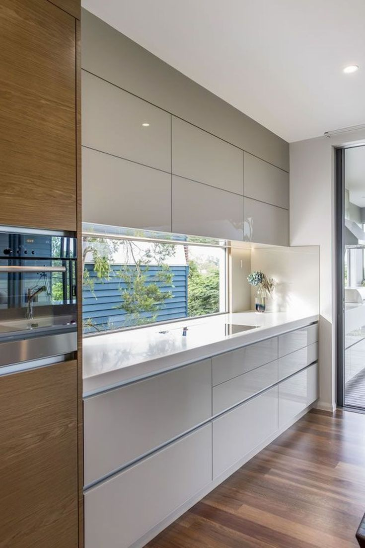 Awesome Kitchen Window Design