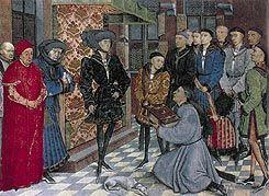 Filips de Goede (1396-1467) een tulbandvorm, die bourrelet werd genoemd.  De boer droeg doorgaans een bourrelet met afhangende lap. Verder beschermden de boeren het hoofd met strohoeden, mutsen of lappen.