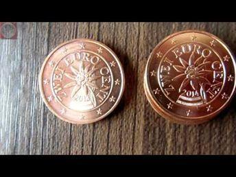Diese 1 Cent Münze Macht Dich Reich Itzvladi Youtube