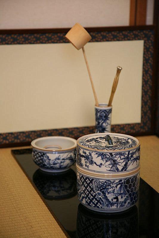 茶道 Tea ceremony set