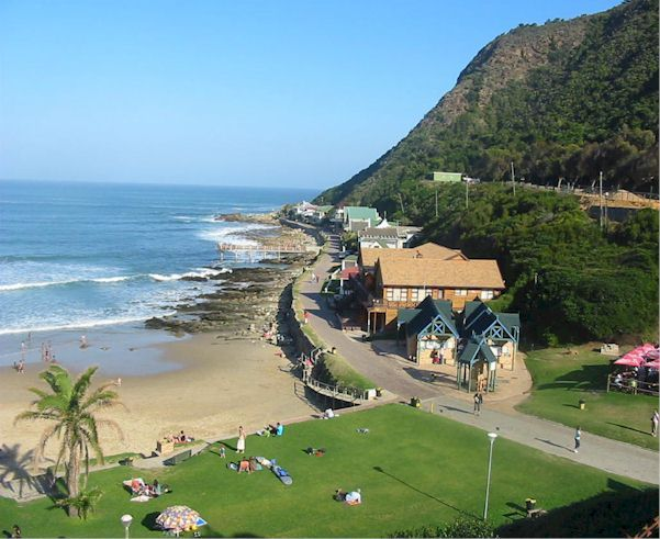 Victoria Bay is approximately 3km from George and 6km from Wilderness (Photo: A vd Merwe)