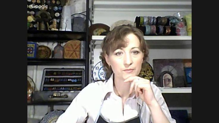 Татьяна Чимбирь. Пасхальный декор яйца
