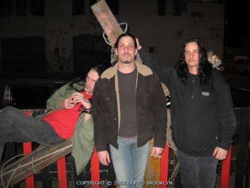 peter steele <3<3<3 with Kenny Hickey and Johnny Kelly
