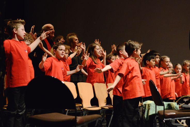 Die Kinder des Gesangsstudio Do-Re-Mi sind ebenfalls Teil des Weihnachtskonzerts am 21.12.2016. (c) Arturo Fuentes