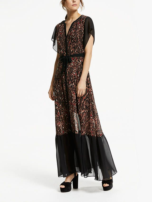 BuySomerset by Alice Temperley Leopard Maxi Dress 6a21e3e09