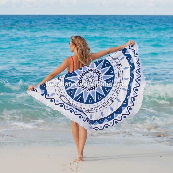 Seksi püsküller peshtemal goblen ile baskılı mandala pamuk yuvarlak plaj havlu plaj havlusu-resim-Havlu-ürün Kimliği:60506280913-turkish.alibaba.com