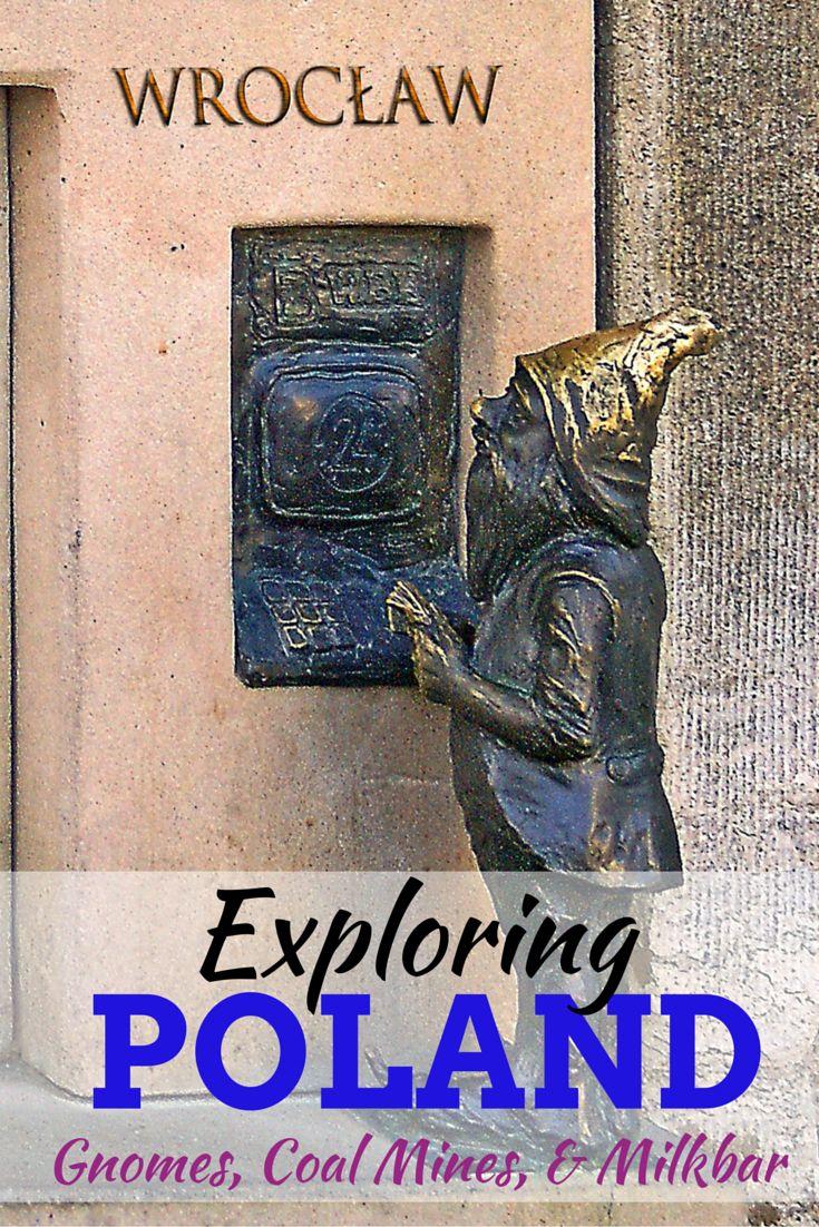 Talking Poland: Exploring the land of gnomes, coal mines, and Milkbar. (sponsored)