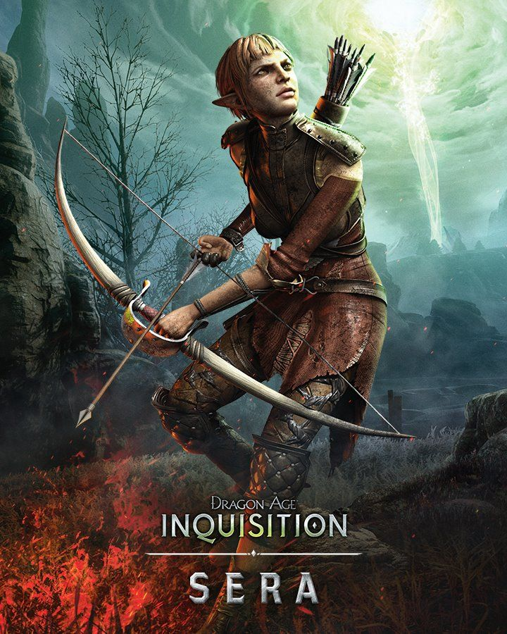 Dragon age:Inquisition. I CAN'T WAIT. this game should tide me over until ESVI