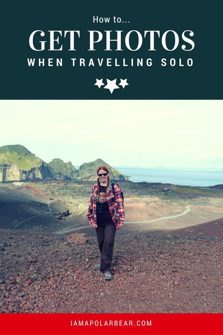 How to...get solo travel photos   iamapolarbear.com