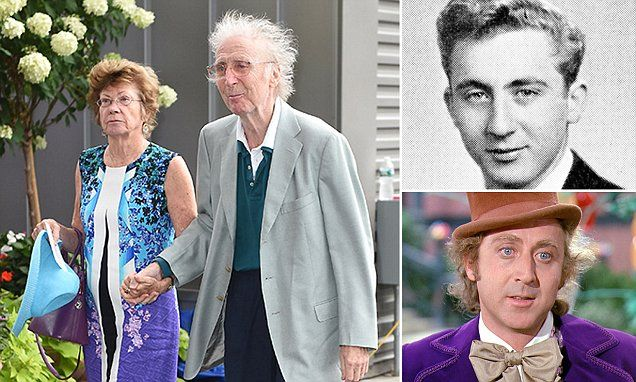 Gene Wilder died with family listening to Somewhere Over the Rainbow #DailyMail