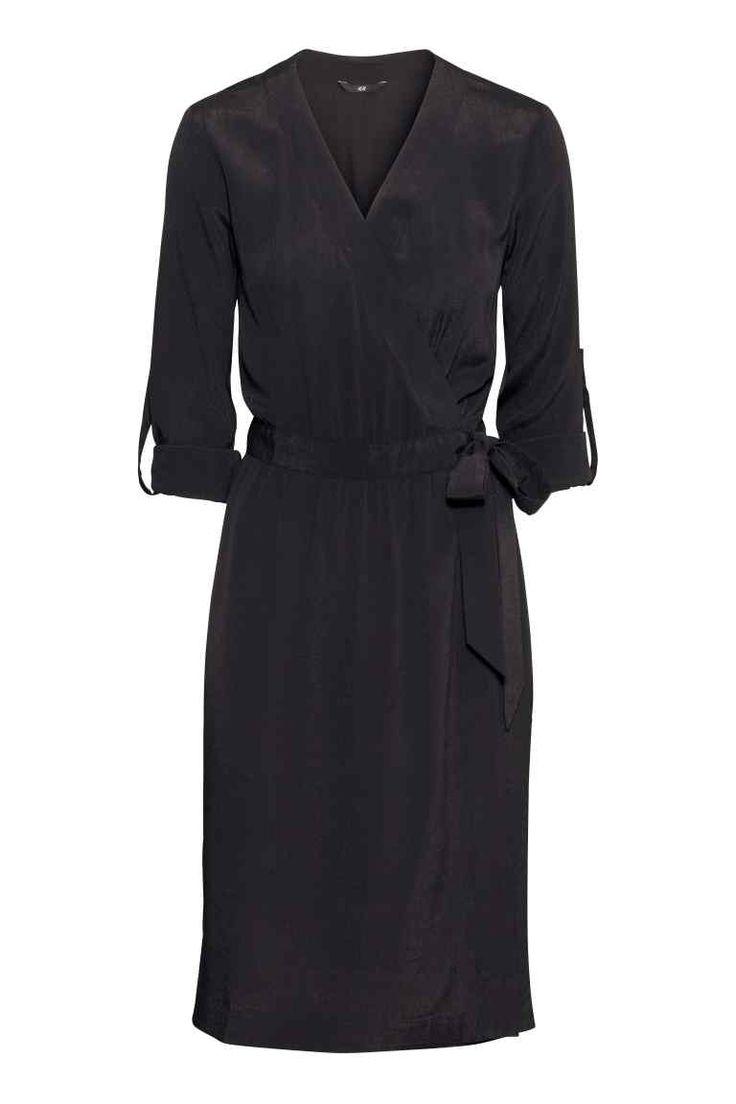 Zavinovací šaty | H&M