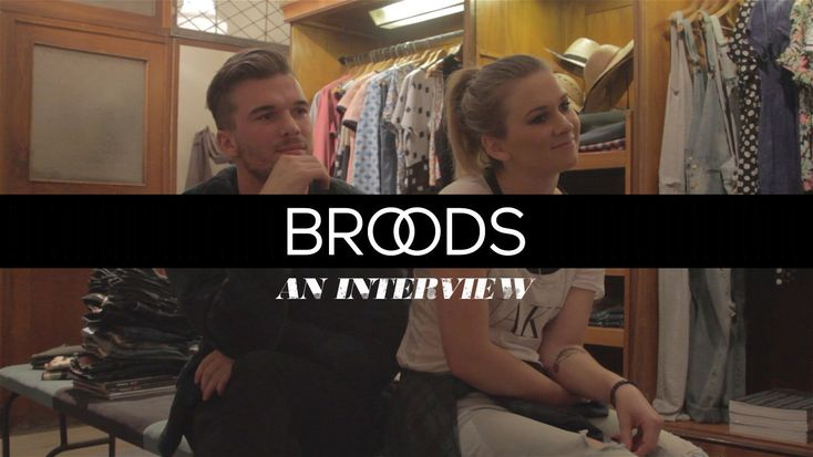 Sidewalk Hustle TV: An Interview with BROODS
