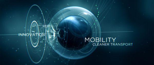 Innovation EU by Nicolas Jandrain, via Behance