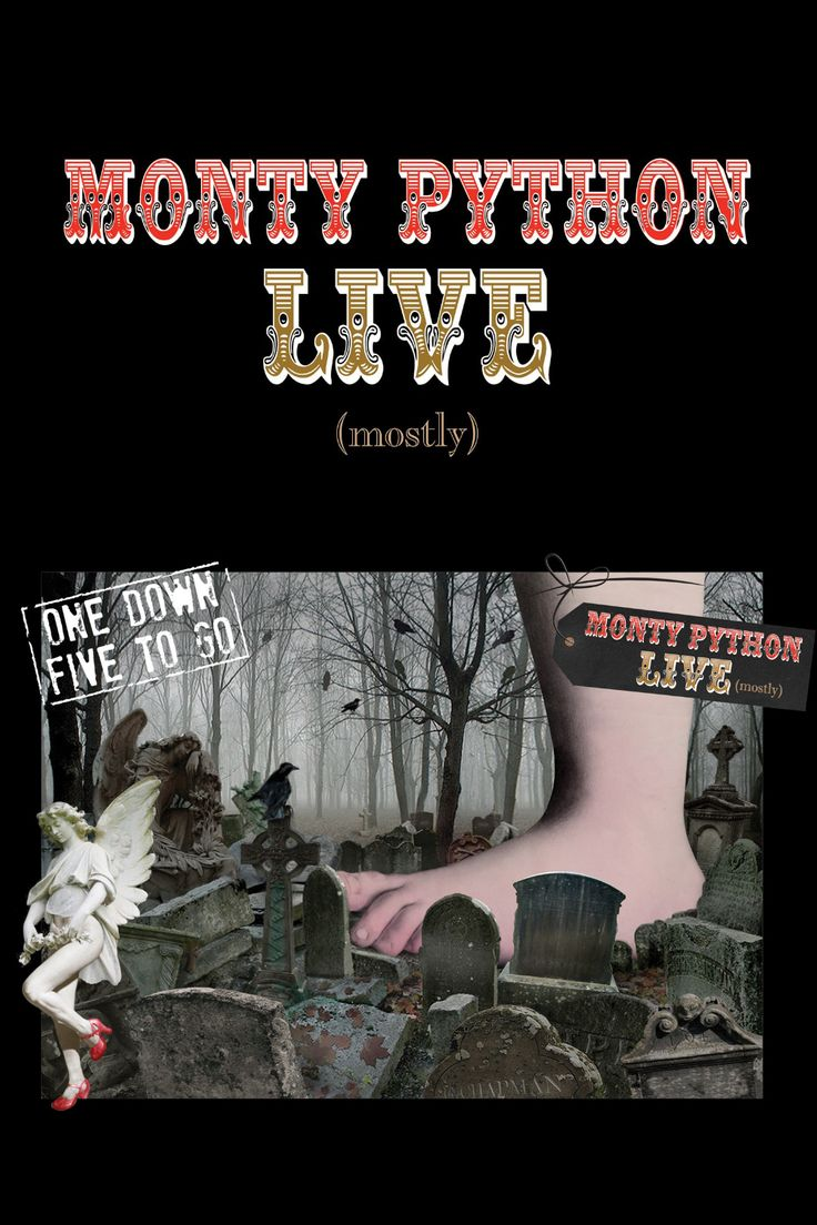 Monty Python Live (Mostly) (2014) FULL MOVIE. Click images to watch this movie