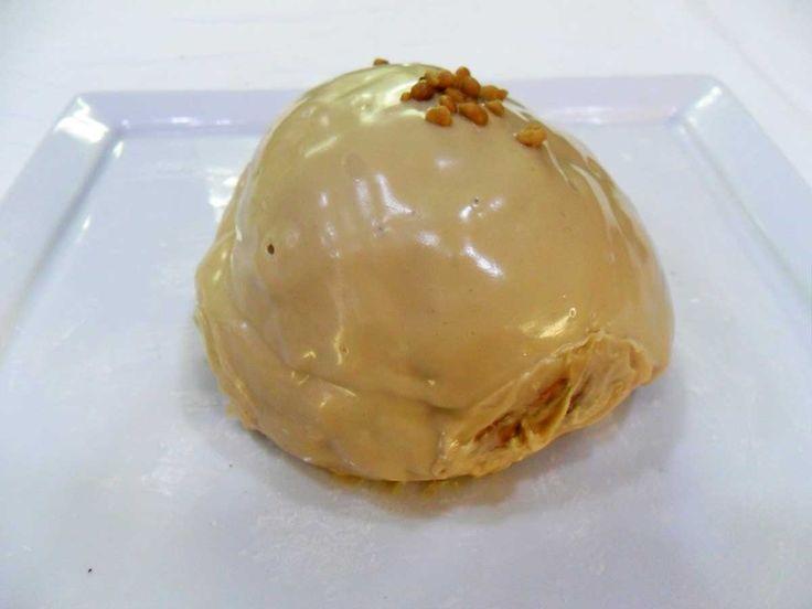 Ατομικό Τσουρέκι με γέμιση κάστανο