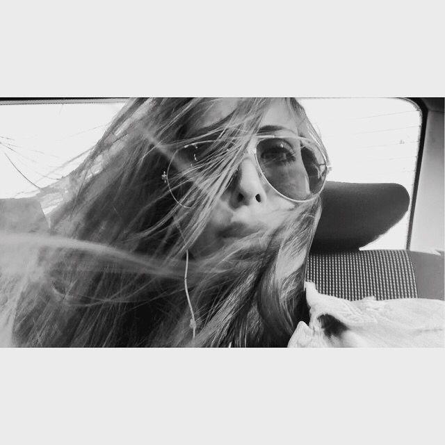 Car drive...