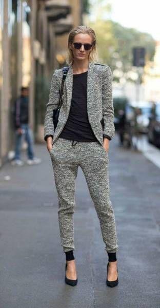 Женские брюки-джоггеры: правила идеального выбора