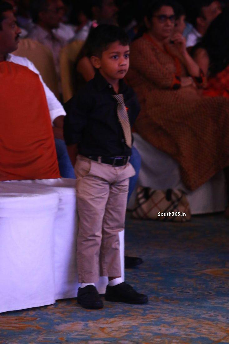 Actor Surya Son Dev Latest Photos from 36 Vayadhinile Music Launch