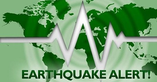 Large M7.0 earthquake Strikes Mid-Atlantic Ridge -- Three Volcanoes Erupt In Asia | Earthquakes