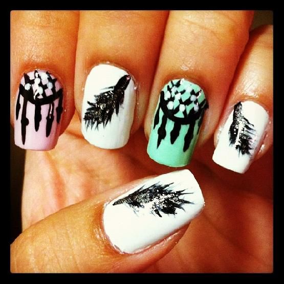 nail art - 100 Best Native American Nails Images On Pinterest American