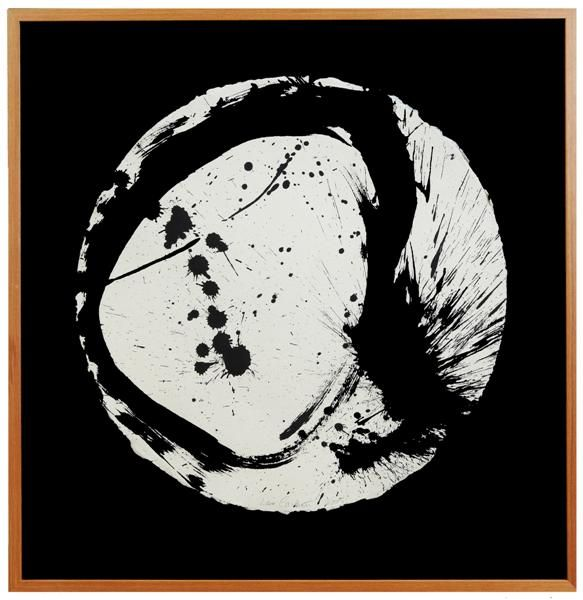 max gimblett art | This Max Gimblett painting, worth between $4000 and $6000, has been ...