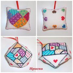 """Остаток - в достаток - Страна Заиголье - Форум творческих женщин """"Акуна матата"""": рукоделие, вышивка, схемы для вышивки, сад и огород, проза."""