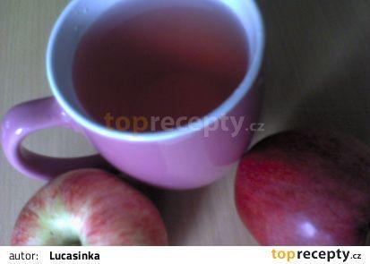 Caj z jablickovych slupek recept - TopRecepty.cz