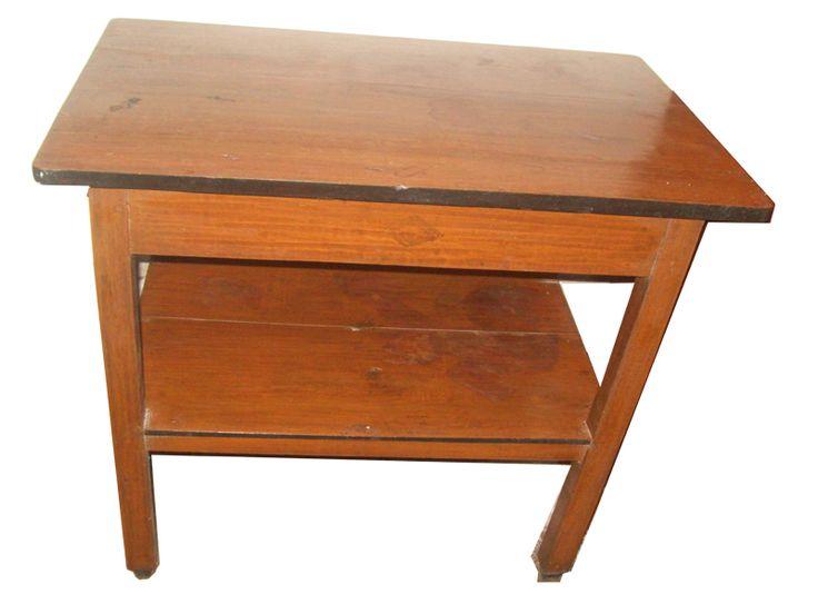 meja jati kuno / old teak wood table U may contact these vintage lovers Cahya : 0813.9372.1843 or Ardi : 0812.2284.470 for more information and order Facebook : La Wasan Skype : La Wasan Blog : www.lawasanahouseofvintage.wordpress.com