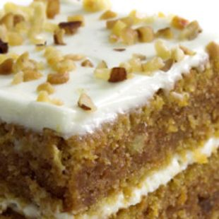 Don't judge a cake's difficulty by it's elegant appearance. Simply add a handful of pecans and coconut to the Duncan Hines Classic White Cake Mix, top with toasted coconut––voilà, your Easy Cream Cake is ready!
