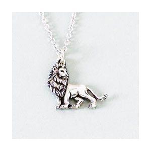 Narnia Aslan Necklace
