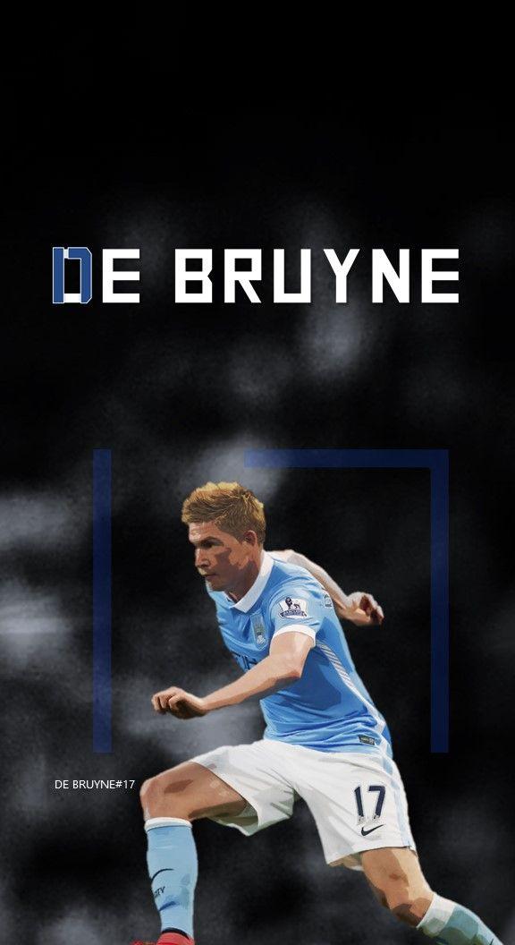 KEVIN DE BRUYNE - Man City - Football - Soccer Creative Art - wallpaper