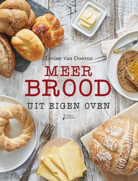 Mijn tweede boek Meer brood uit eigen oven is vanaf november 2016 overal te koop