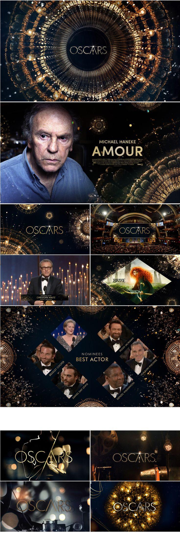 pour l'idée de galaxie dorée et l'écran des nominés