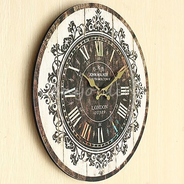 Decorative Clocks For Walls best 20+ bathroom wall clocks ideas on pinterest | wall shelf